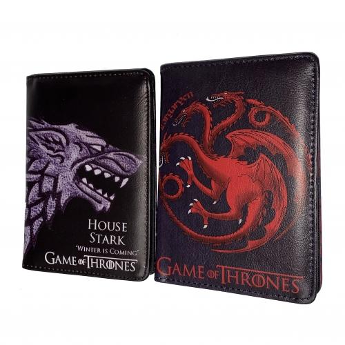 Обложка на паспорт Game of Thrones