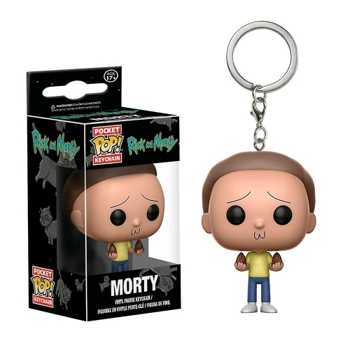 Брелок FUNKO POP Morty