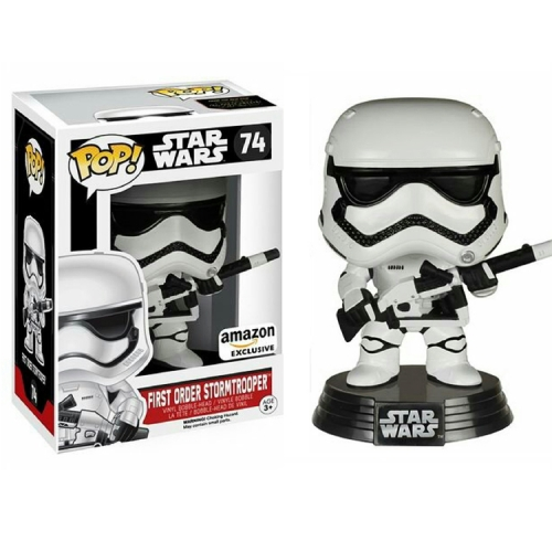 Фигурка FUNKO POP  First Order Stormtrooper