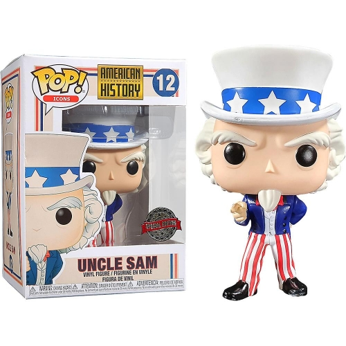 Фигурки FUNKO POP Uncle Sam