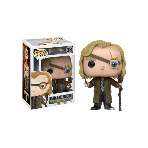 Брелок FUNKO POP Alastor «Mad-Eye» Moody