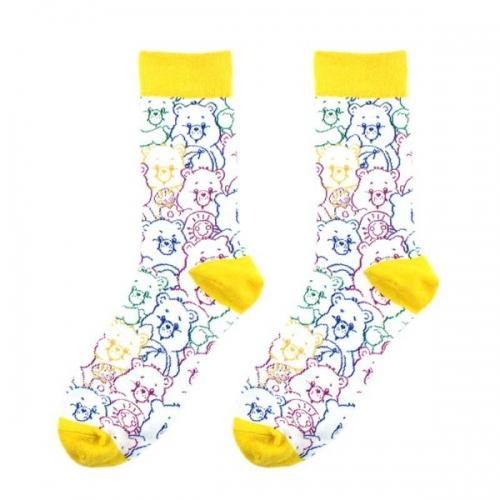 Высокие носки Мишки Гамми