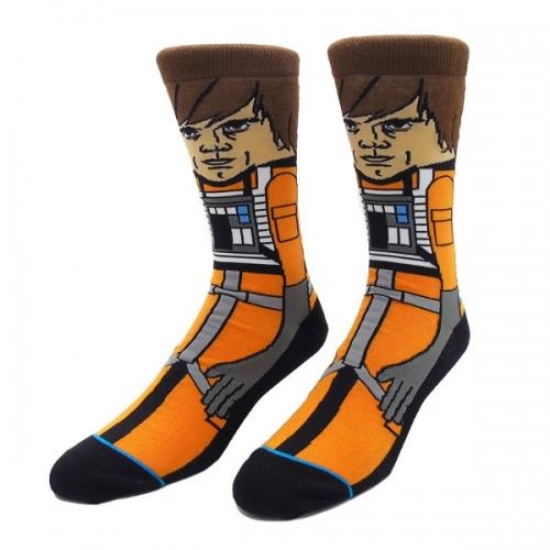 Высокие носки Люк Скайуокер