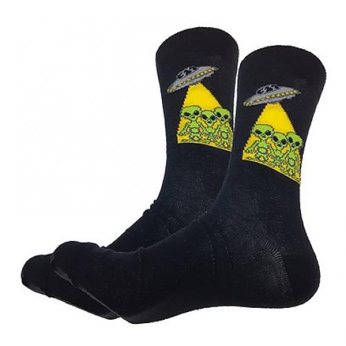 Высокие носки НЛО