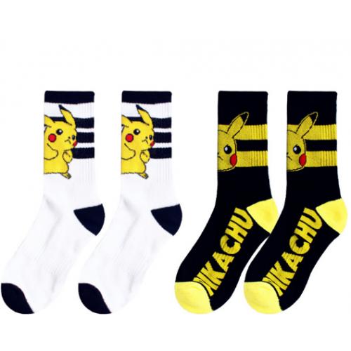 Высокие носки Пикачу
