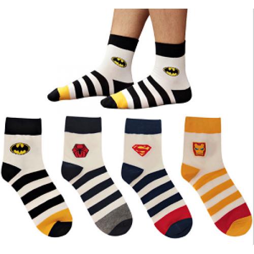 Высокие носки Superhero
