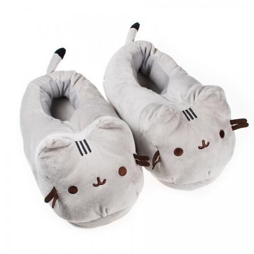 Домашние тапочки котик Пушин