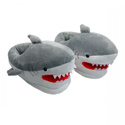 Домашние тапочки Акула
