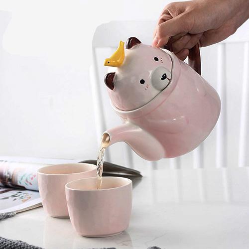 Чайный сервиз Медведь