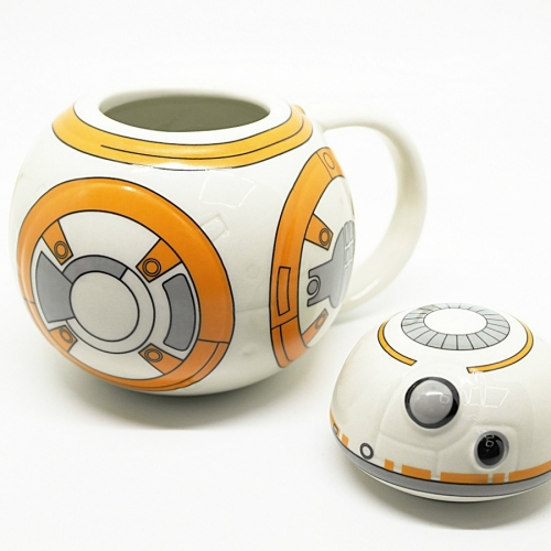 Кружка Star Wars Mug BB-8 дроид