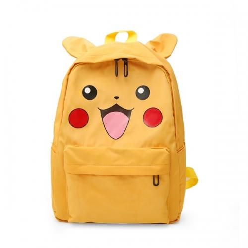 Городской рюкзак Пикачу с ушками