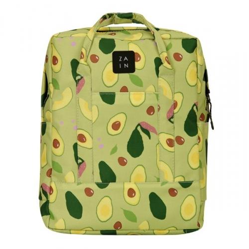 Городской рюкзак-сумка ZAIN Авокадо