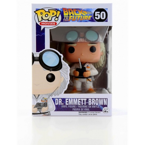 FUNKO POP Фигурка Back to the future