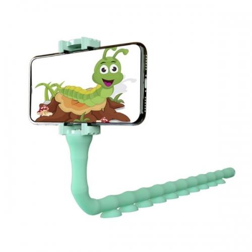 Гибкий держатель для смартфона на присосках