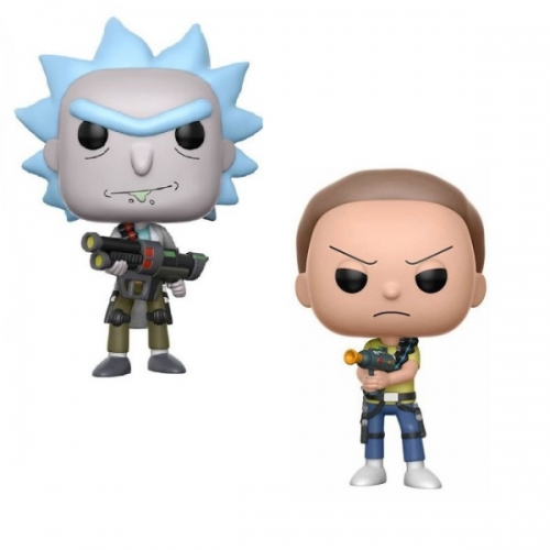 FUNKO POP Фигурка Rick and Morty
