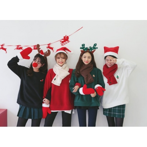 Свитшот Merry Christmas