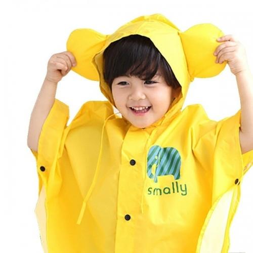 Детский дождевик-пончо Smally