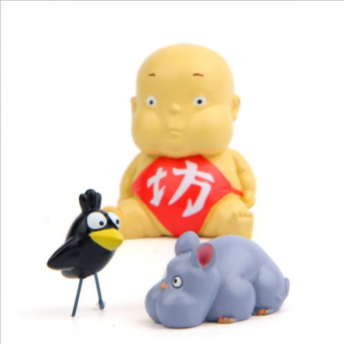 Фигурка Бо и Птица