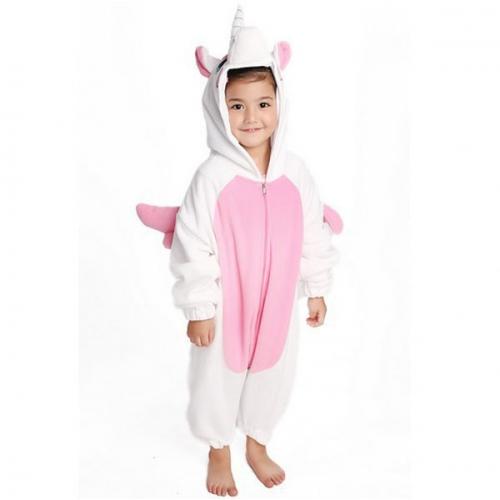 Детская пижама-кигуруми Пегас
