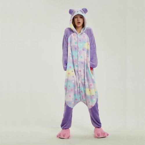 Детская пижама-кигуруми Звездная Панда