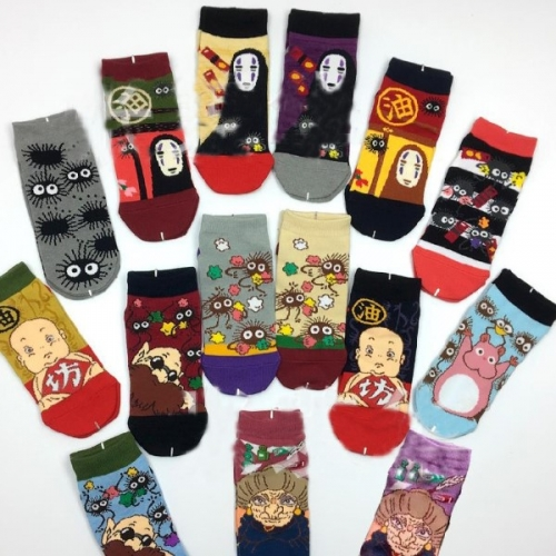 Женские носки Унесенные Призраками