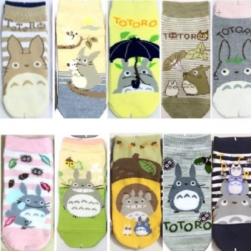 Женские носки Тоторо