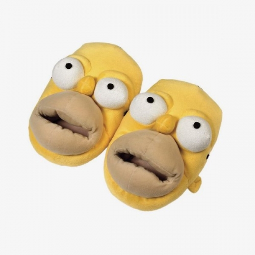 Домашние тапочки Гомер