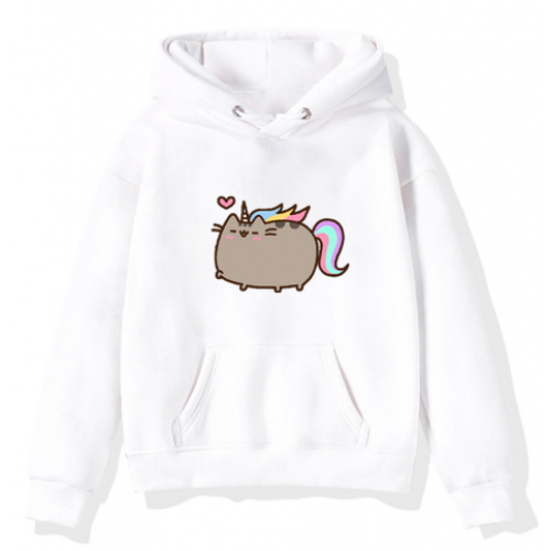 Толстовка Sweet Pusheen-Unicorn